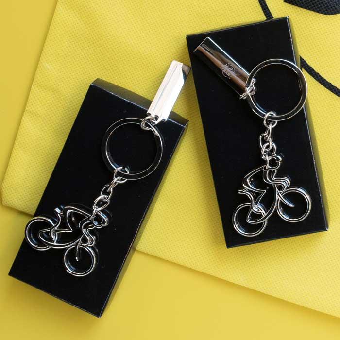 Tour-de-France-key-chain